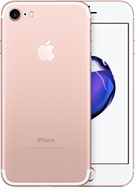 Apple iPhone 7 Rose Gold, IMEI network carrier check report