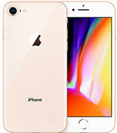 Apple iPhone 8 Gold, IMEI network carrier check report