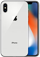 Apple iPhone X Silver, IMEI network carrier check report