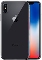Apple iPhone X Space Gray, IMEI network carrier check report