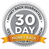 Full Refund - 100% Money Back Guarantee