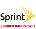Sprint IMEI check Clean/Unpaid